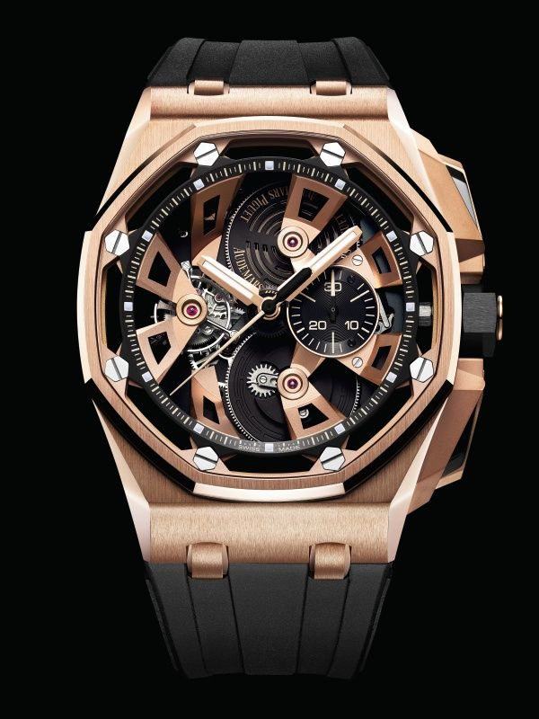 Audemars Piguet Celebrates The 25th Anniversary Of The Royal Oak