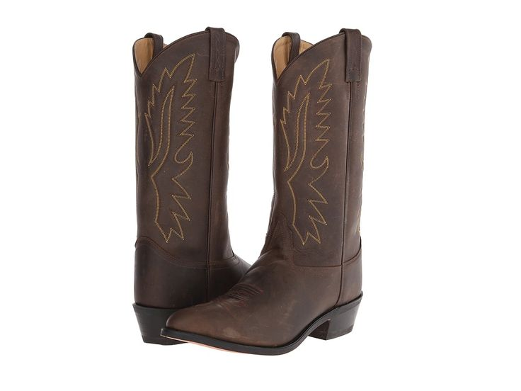 Old West Boots OW2051 Cowboy Boots Apache