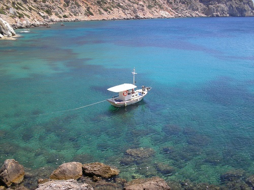 Crystal water - Chios, #Greece