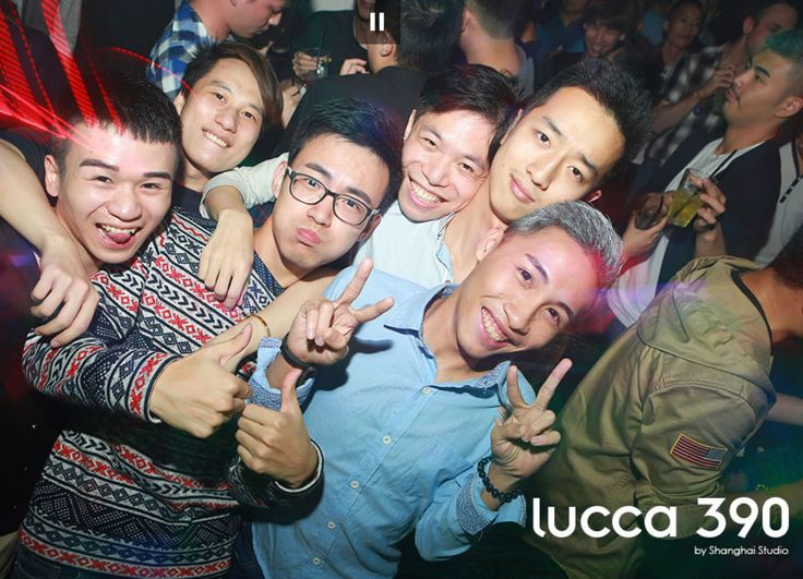 Happening: join the party fun in 2017 at Lucca Cafe & Lounge in Shanghai. Find them at http://www.utopia-asia.com/shanbars.htm
