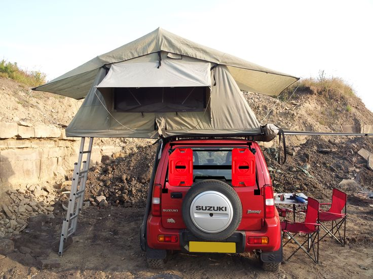 Suzuki Jimny Expedition ready!