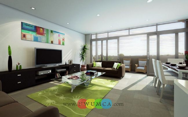 Living Room:Modern TV Wall Units 13 In Black Color Decorating Brazilian Living Room And Lighting With Sofa Furniture Coffe Table Chairs Rug Design Decor For Small Luxury Living Room Decor of an Art Collector by Gisele Taranto