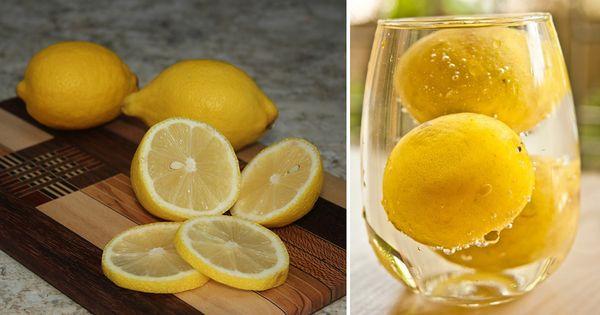 Dette sker med kroppen hvis du sover med citroner i soveværelset