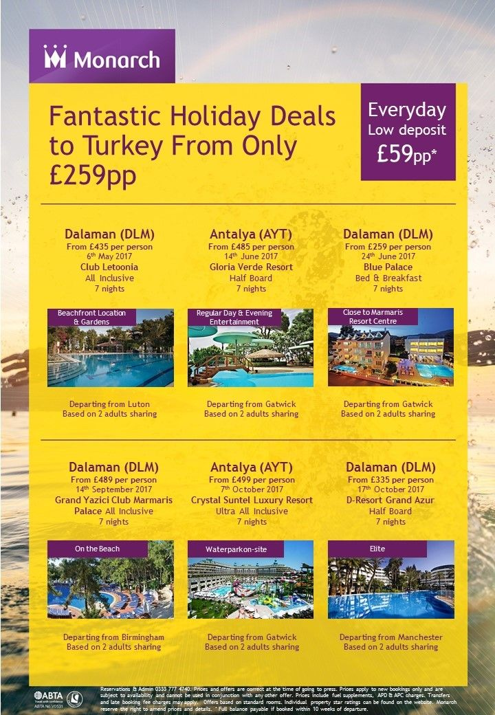 @Turkey_Pics jeremy from only £259pp visit this beautiful country ask me for info always here to help and its FREE 0800 975 7584