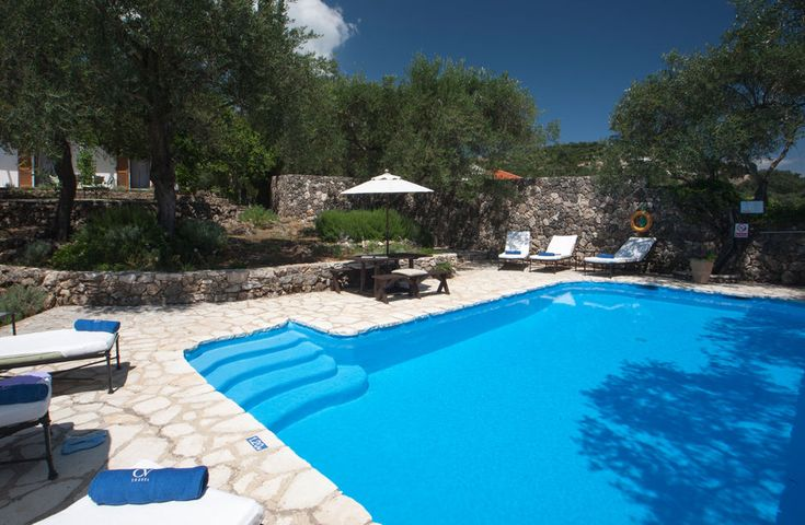Herm and Aphrodite, Barbati, Nissaki, Spartilas & Gouvia - Sleeps up to 10. An old favourite completely refurbished to become a contemporary classic, this luxury villa in Corfu is actually a pair of houses, peaceful, private, and perfect for two families.