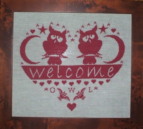 Rovaris - R-113. Owl Welcome