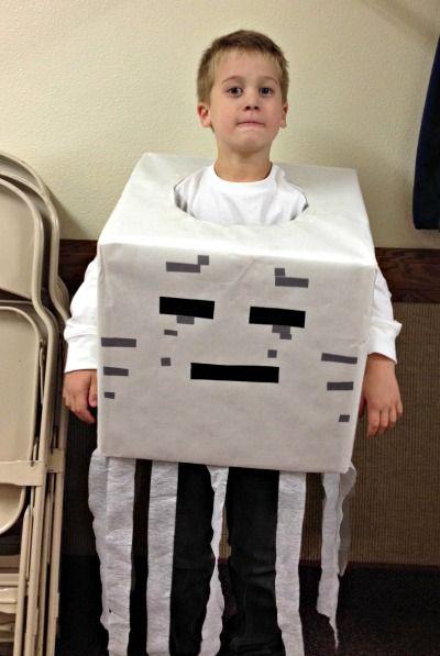 9 best Halloween images on Pinterest Minecraft costumes, Halloween - minecraft halloween costume ideas