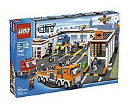 Cheap LEGO City Sets | LEGO City Garage (7642)
