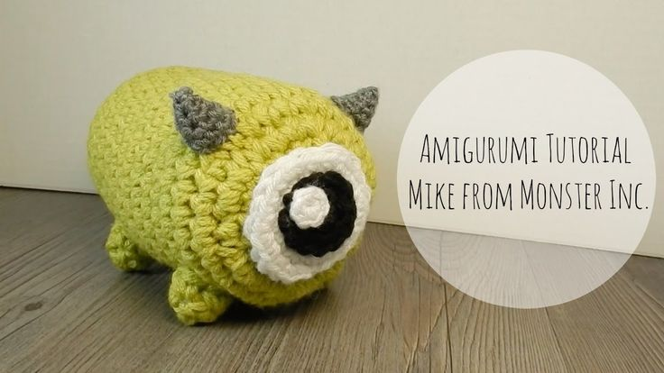 Amigurumi Monsters Inc : Best 10+ Monsters inc crochet ideas on Pinterest Baby ...
