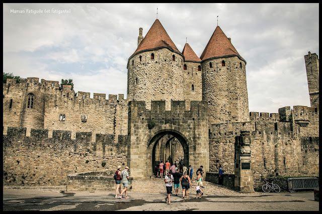 [Actualité] {nos premières vacances en famille} carcassonne - Maman fatiguée