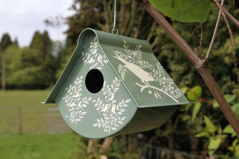 Outside - Eva Bird House – Beautiful Space Interior Design