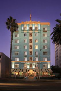 Route 66 Family Fun & Fresh Perspective: Great Stays: #1 The Georgian Hotel - Santa Monica, CA