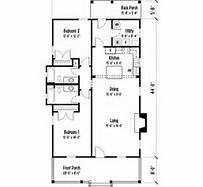 Open Shotgun Style House Plans - Bing Images