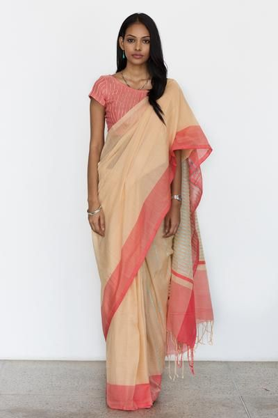 Spray Rose Saree from FashionMarket.lk