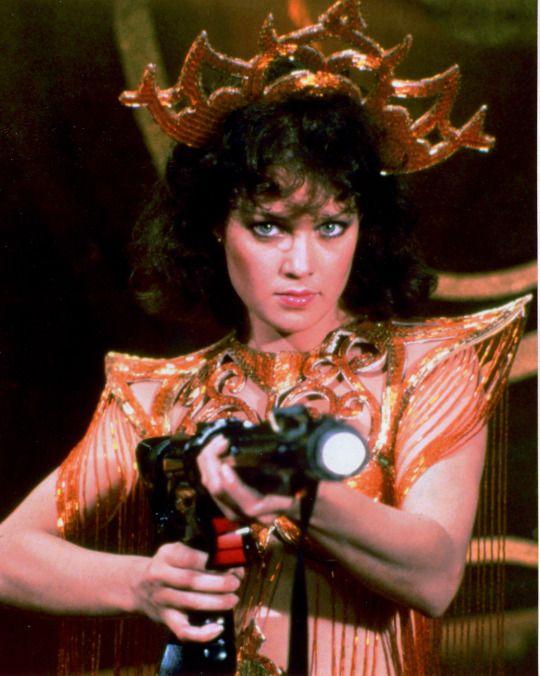 Melody Anderson as Dale Arden -- Flash Gordon (1980)