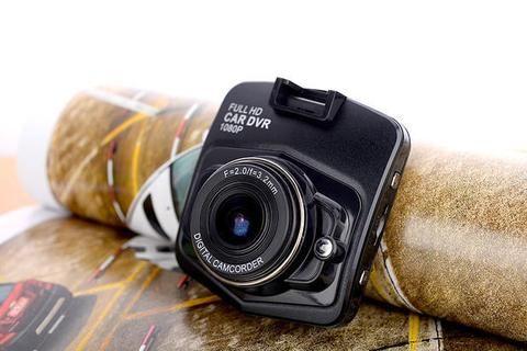 Full HD 1080P Video Recorder with G-sensor Night Vision Dash Cam - Original Podofo A1 Mini Car DVR Camera Dashcam