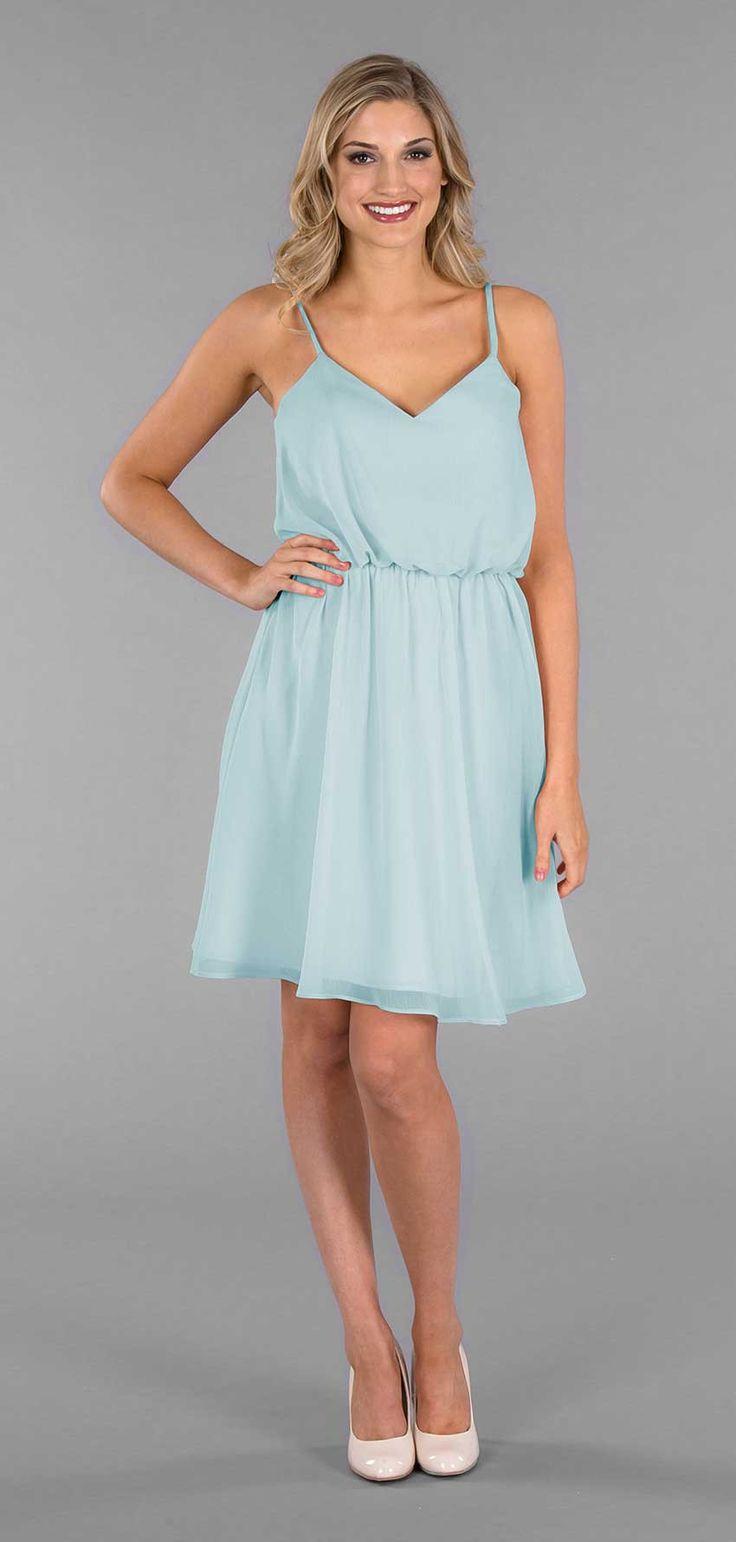48 best Wear-Again Bridesmaid Dresses images on Pinterest | Blue ...