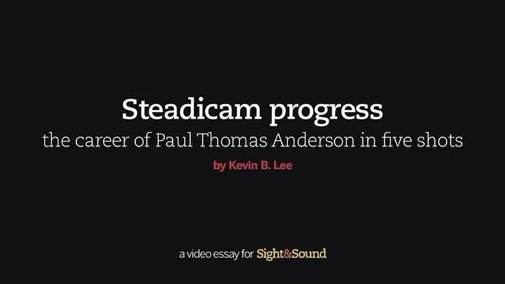 This video explains Paul Thomas Anderson's work and how he has choreographed the one-shots in his previous films. Paul Anderson has a way of making the camera move through scenes and helping the eye focus on different characters or different activities happening. Every shot gives off a different type of vibe for the audience.