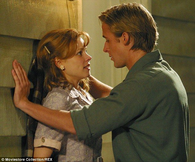 Ryan Gosling and Rachel McAdams didn't get along on set. He even asked for her to be replaced!! Yet someone they had amazing chemistry in the movie.