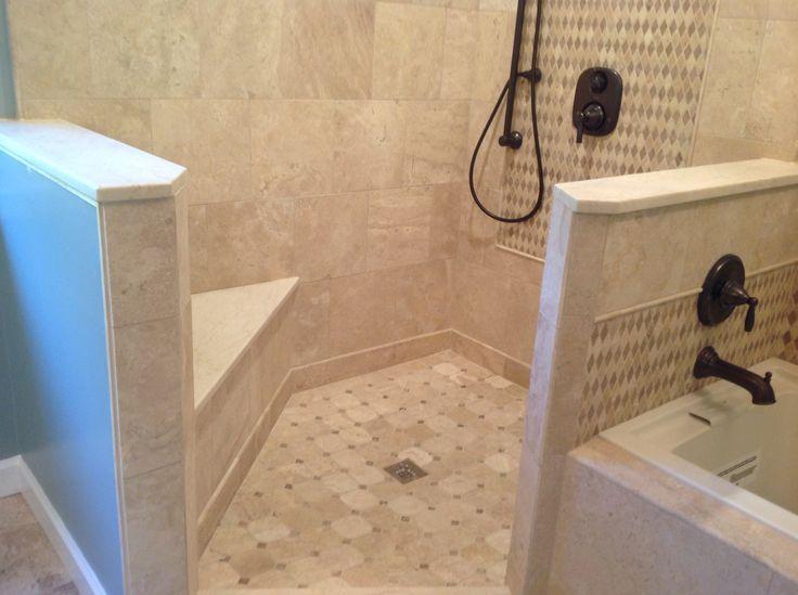 Popular  Master Bathroom In Rockville MD Contemporarybathroomvanitylighting