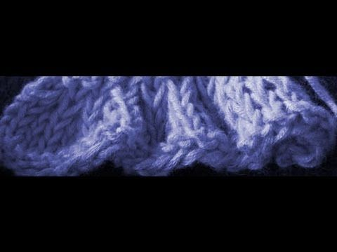165 best images about Tricot (motifs) on Pinterest Cable, Knitting stitches...
