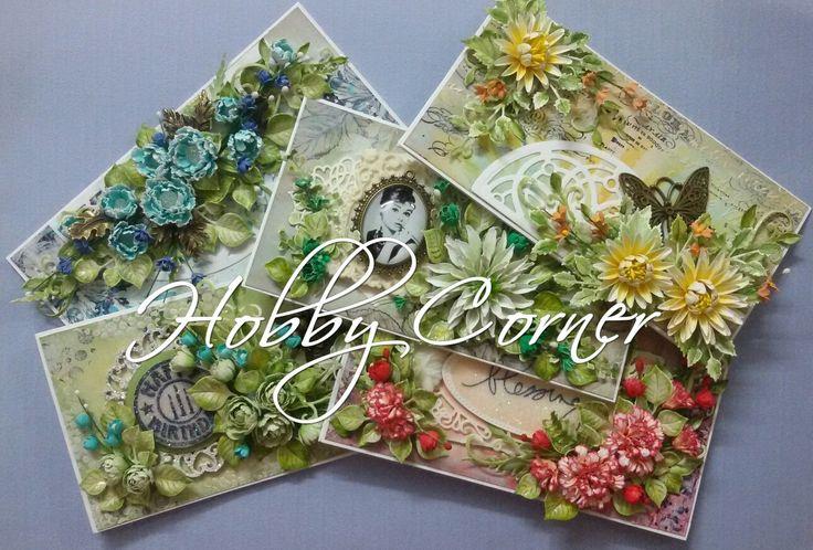 CheeryLynn Flower Envelopes