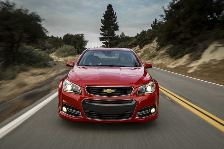 2014 Chevrolet SS mega-gallery | Car Fanatics Blog Beta