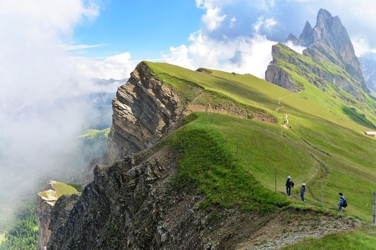 The Haute Route, France to Switzerland Hike in summer, or Ski in winter