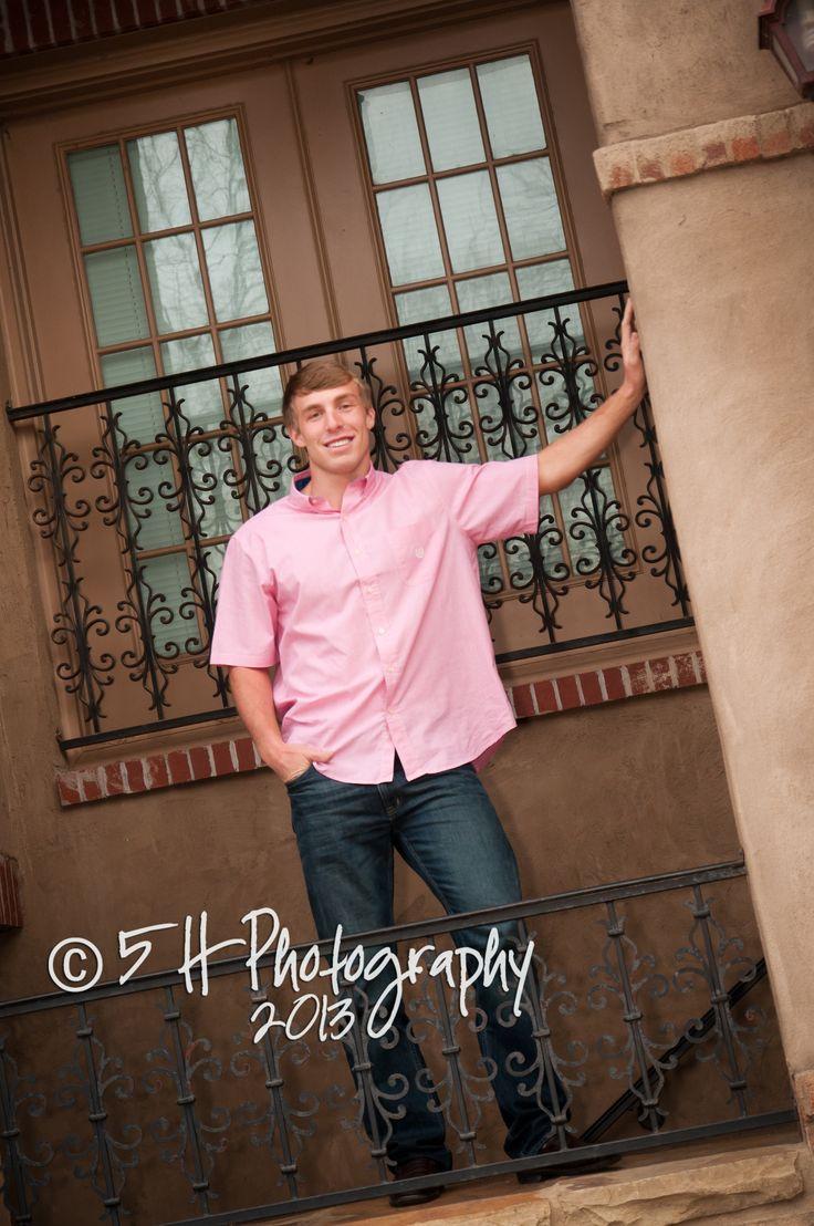 Brooks E * Class of 2013 * 5H Photography * Northwest Arkansas Senior Photographer