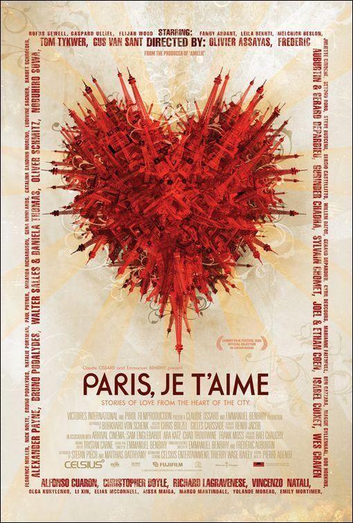 Paris, je t'aime (2006) Francia. Dir.: Olivier Assayas. Romance. Comedia. Drama - DVD CINE 2328