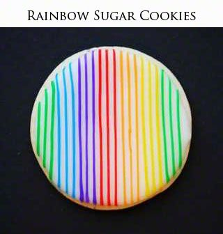 how to cut rainbow cookies without cracking chocolate