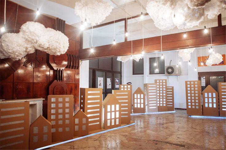 (Română) design interior festival de teatru