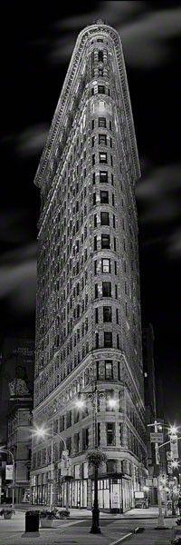 Flatiron Building by Peter Lik. Photography