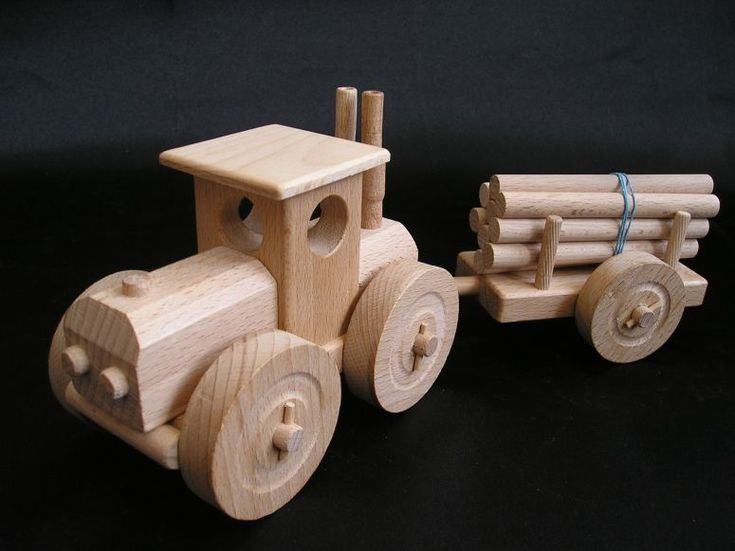 wooden-toys-tractors