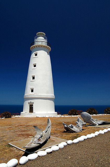 Kangaroo Island South Australia Lighthouse