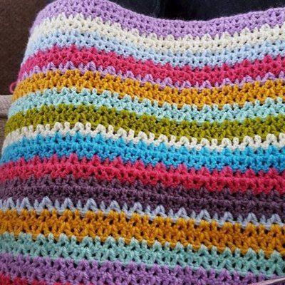 Large Lap Blanket Crochet Project By Elizabeth B Crochet