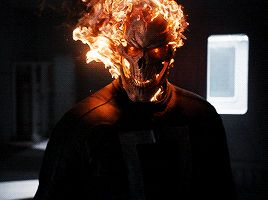 """""""They say when the Rider burns you, he burns your soul."""""""