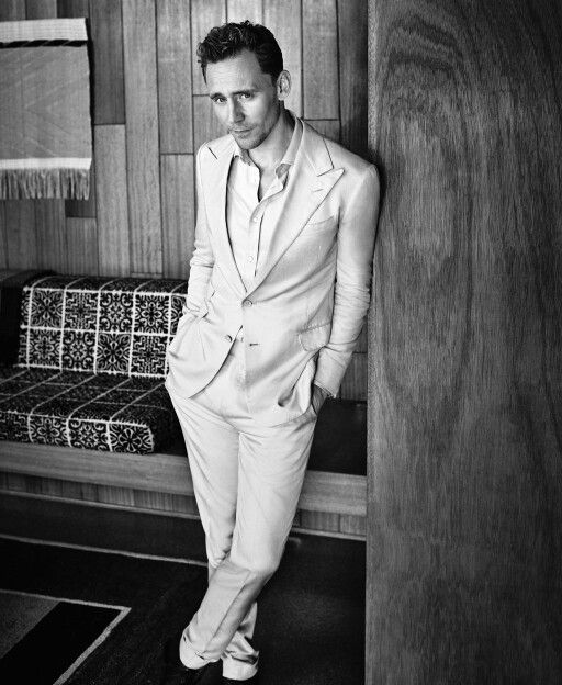 Tom Hiddleston - Esquire UK