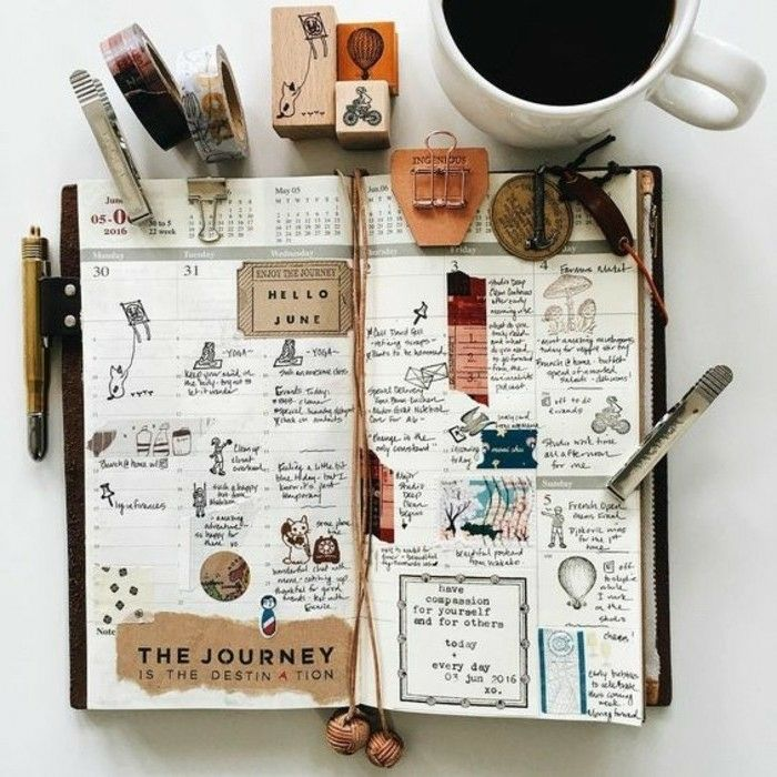 ▷ 1001 + Ideas for Adventure Journal Designs for Your Inner Traveler