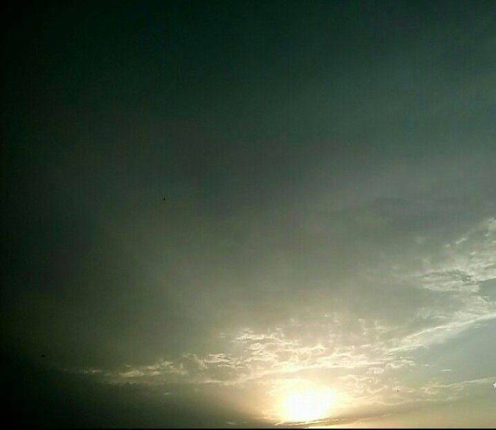 Morning sun click