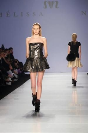 LKISEvents: World Mastercard Fashion Week, F/W 2014, The Fashion, Day 2