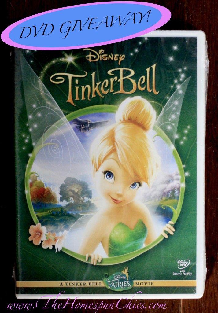 Disney Tinkerbell Dvd