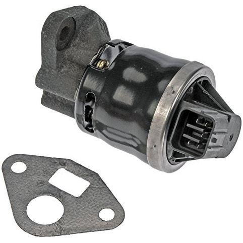 Dorman 911-801 Exhaust Gas Recirculation Valve, Black carbon
