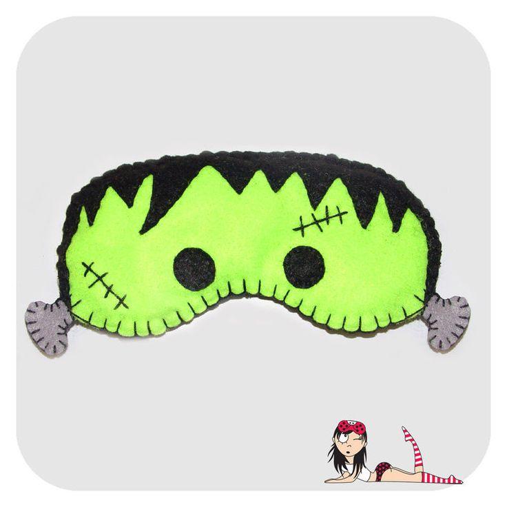 Sleep Mask Frank - Cookie Plushie