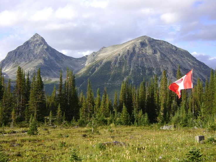 Happy Canada Week from Mallard Mountain Lodge, now open for Summer 2015.