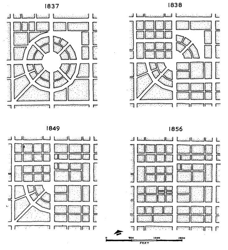 city grid pattern - Google Search