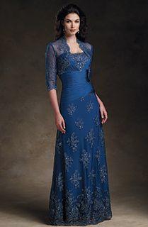 Fotos e Modelos de Vestido para a Mãe da Noiva e Mãe do noivo | Site de Noivas