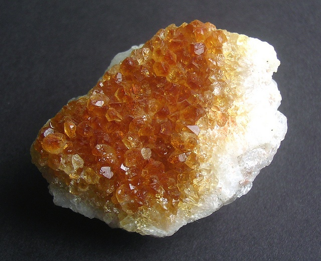 Citrine, the prosperity and abundance stone. One of the few stones that is self-clearing. Place in wealth corner of your home.