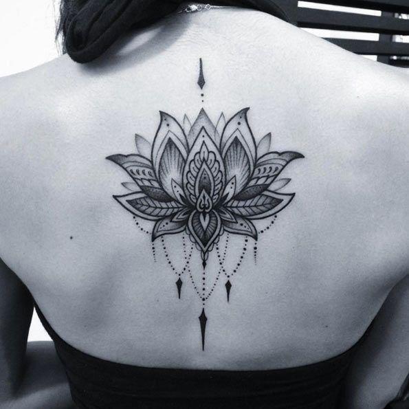 64 Lotus Flower Tattoo Ideas For Women