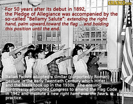 Image result for bellamy salute